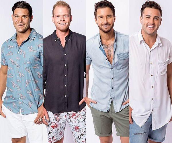 Do you rate these Bachelor In Paradise blokes?