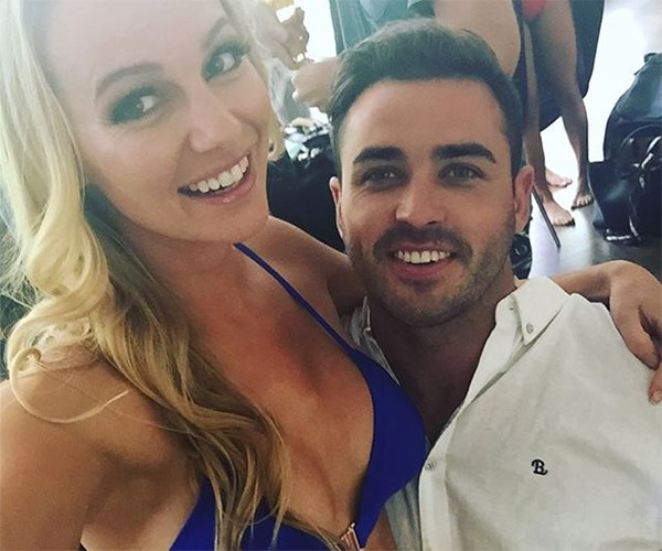 Leah Costa and Davey Lloyd from Bachelor in Paradise Australia