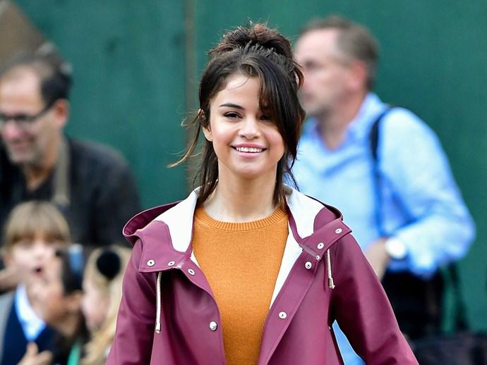 Selena Gomez proves she's living her best life post-Justin Bieber Baskin Champion sighting
