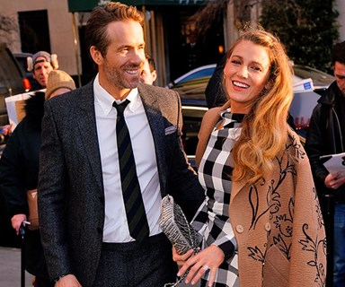Blake Lively and Ryan Reynolds' rare red carpet PDA is the purest thing you'll see all week