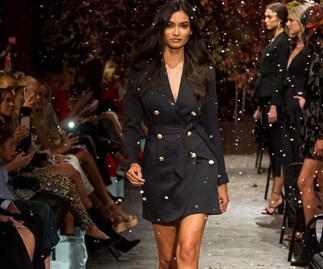 Victoria's Secret Model Kelly Gale Shows Off Kookai's New Range