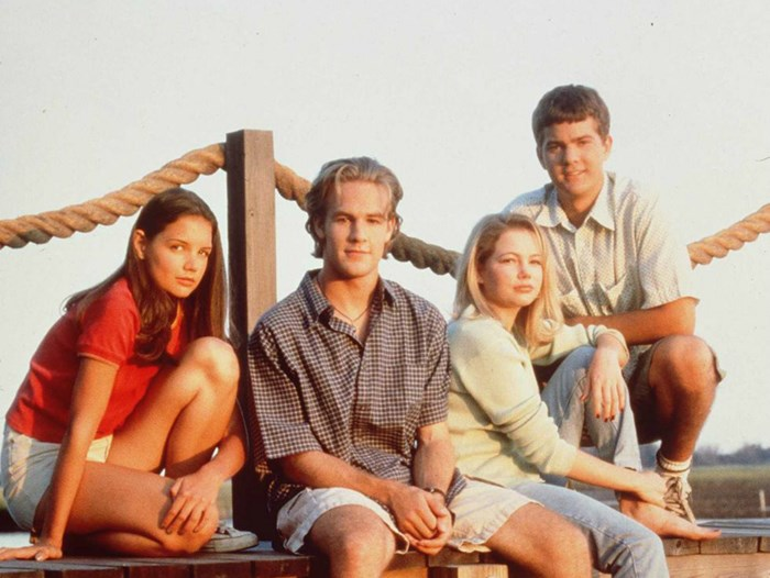 The Dawson's Creek cast reunited for the first time since the series finale