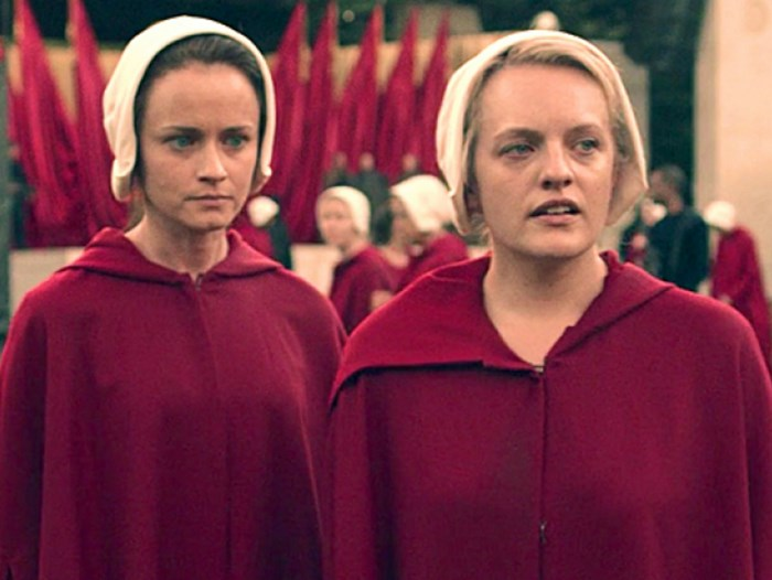 The Handmaid's Tale season 2 trailer just dropped and it's chilling