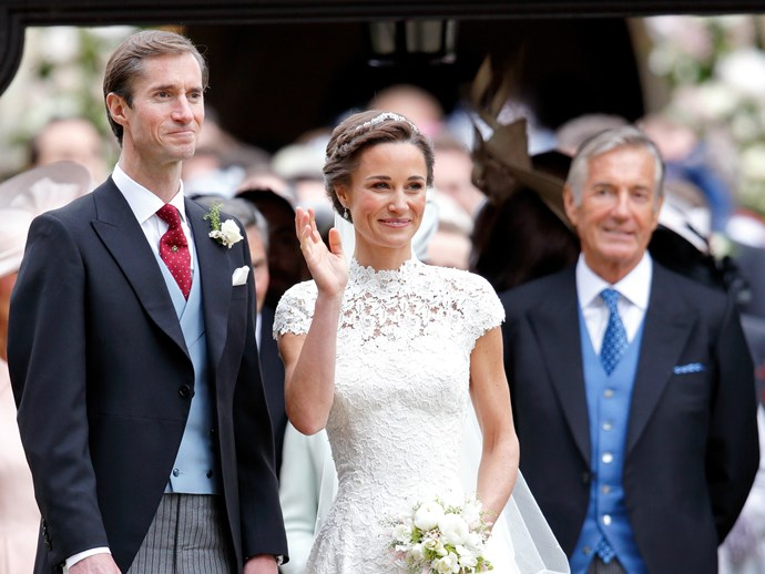 Pippa Middleton's father-in-law David Matthews has been arrested on rape charges