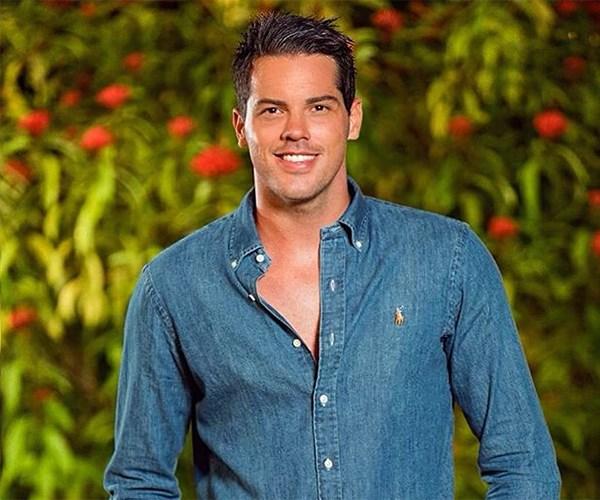 Jake Ellis on Bachelor in Paradise Australia