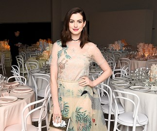 Anne Hathaway just shut down her brutal fat-shamers in the BEST way!