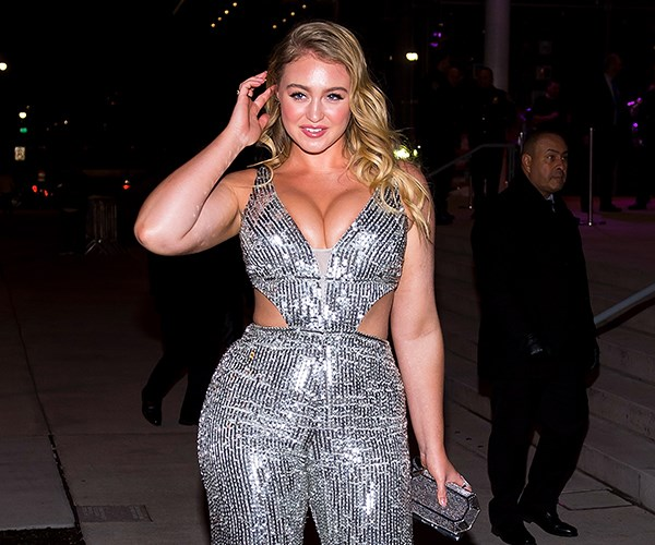 Iskra Lawrence has a message about bikini pics she needs you to know