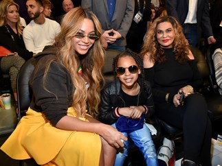 Blue Ivy has her own stylist and personal shopper, FYI