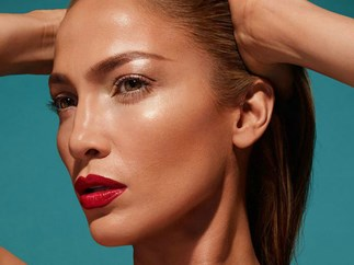 ICYMI: Jennifer Lopez is gonna help you glow with her new makeup line