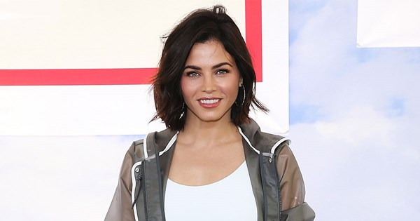 Jenna Dewan just stepped out for the first time without her wedding ...