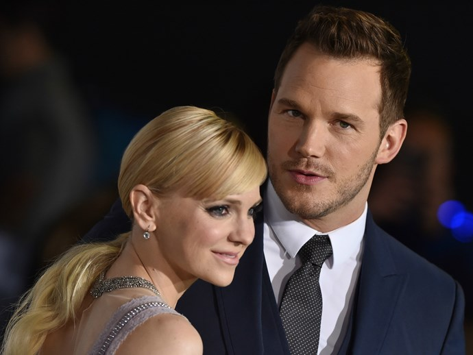 Anna Faris says she and Chris Pratt 'try to communicate openly'