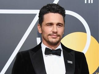 James Franco's Hollywood Walk of Fame star defaced with obscene slur