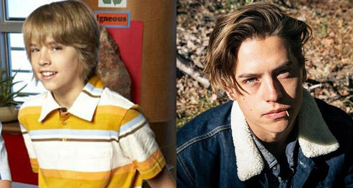 **Cole Sprouse — Cody Martin from *The Suite Life Of Zac & Cody***