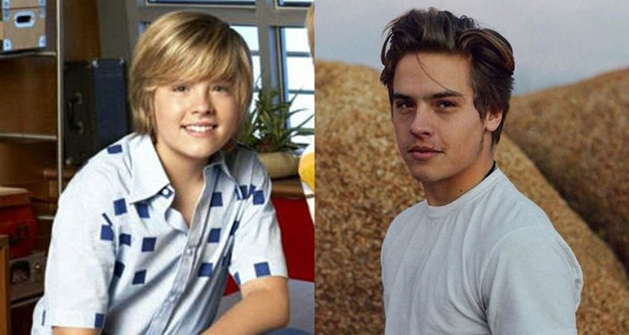 **Dylan Sprouse — Zac Martin from *The Suite Life Of Zac & Cody***