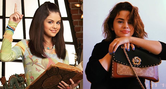 **Selena Gomez — Alex Russo from *The Wizards Of Waverly Place***