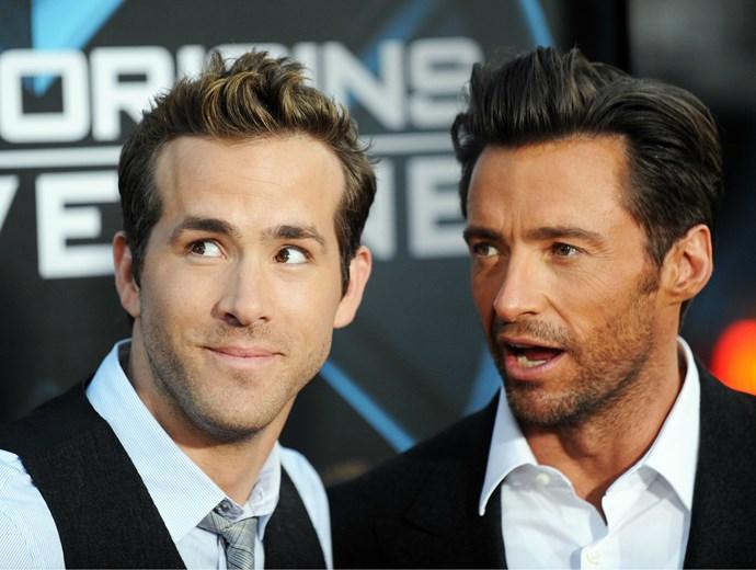 Ryan Reynolds is trolling Hugh Jackman again, and LOL!