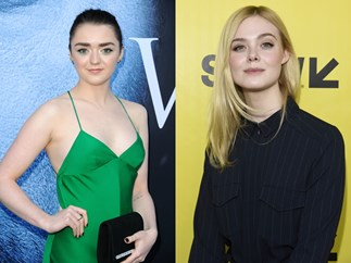 Elle Fanning and Maisie Williams are in a new movie together and you'll wanna see it