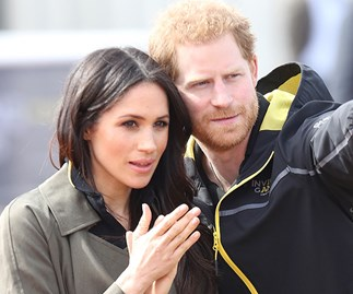 Harry Meghan Invictus Games