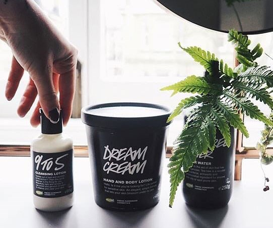 This Mum Is Claiming That Lush's Dream Cream Has Completely Cured Her Son's Eczema