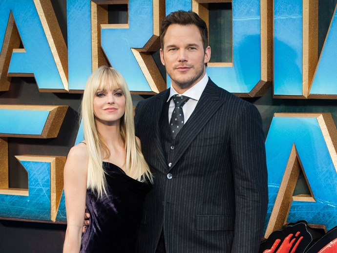 Anna Faris responds to Chris Pratt's 'divorce sucks' comment
