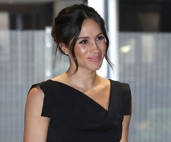 Meghan Markle Kim Kardashian Dress