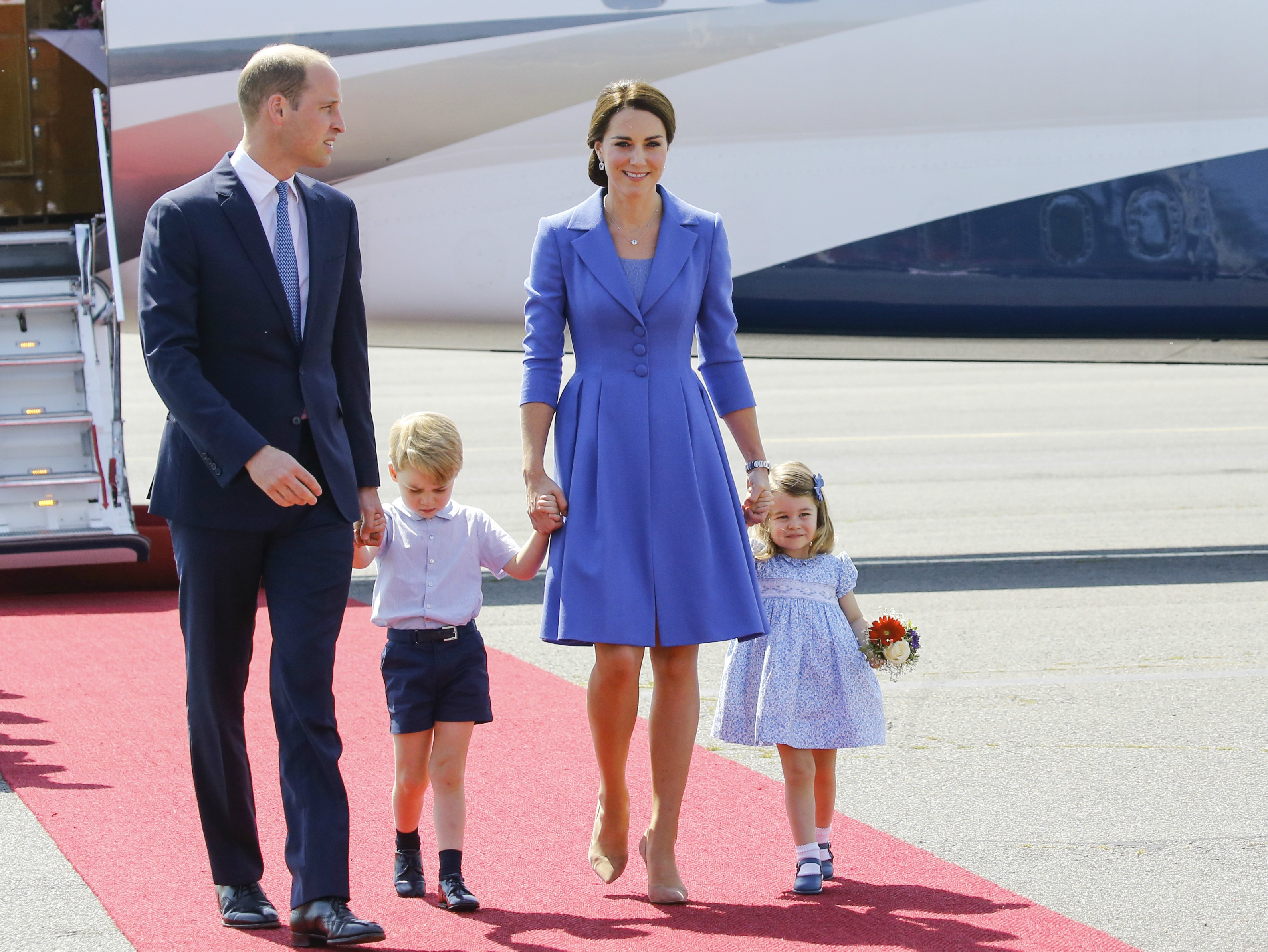 What the newest royal baby means for succession to the British throneICYMI Kate's in labour