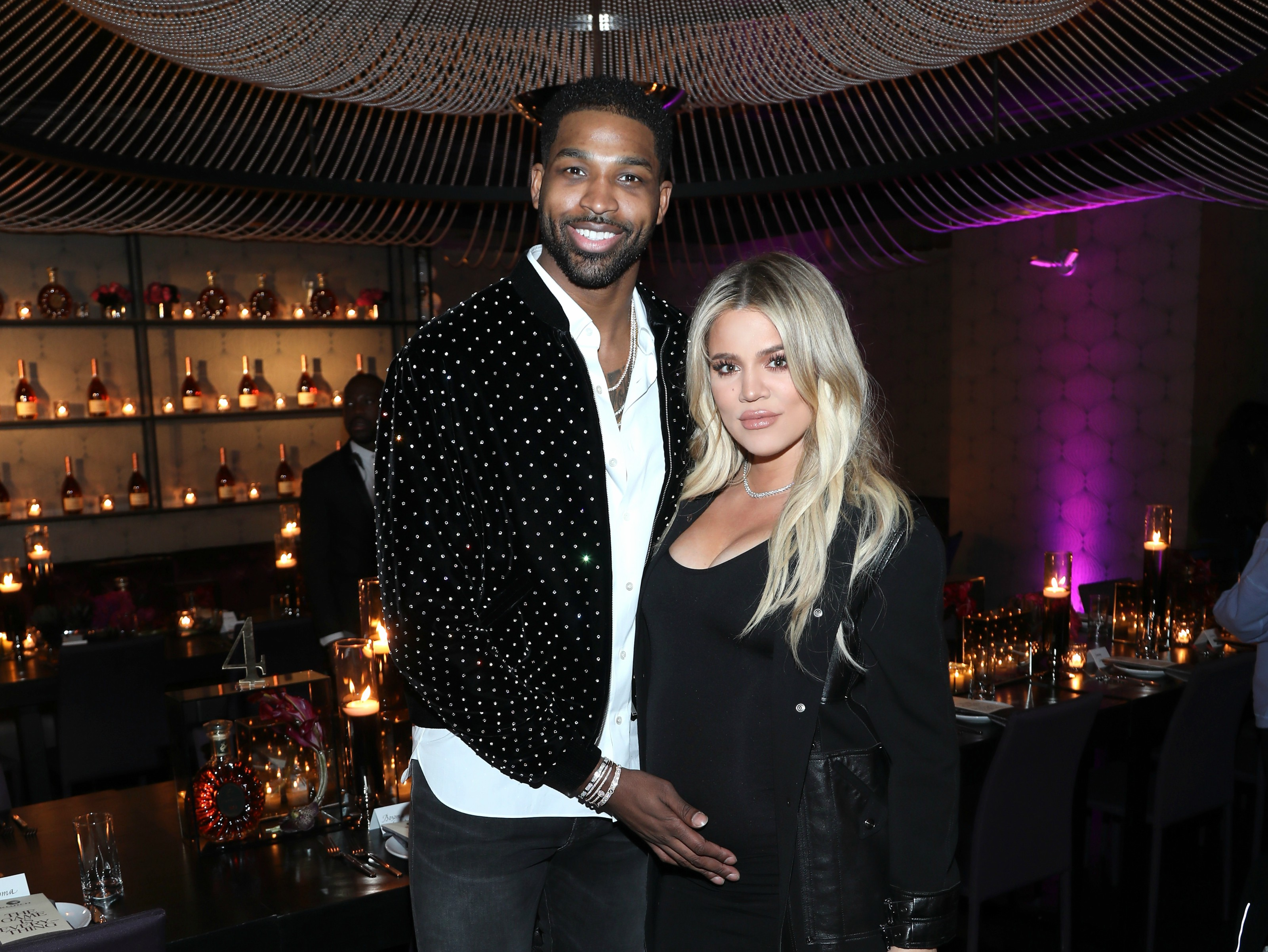 Tristan Thompson Reportedly Cheated On Khloe Kardashian Using Instagram