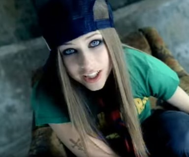 Your jaw will DROP when you see what Avril Lavigne looks like in 2018