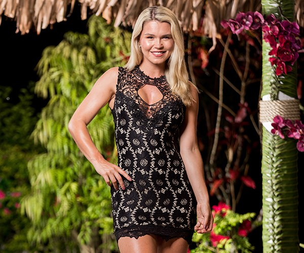 Simone admits that she and Apollo failed miserably outside of 'Bachelor in Paradise'