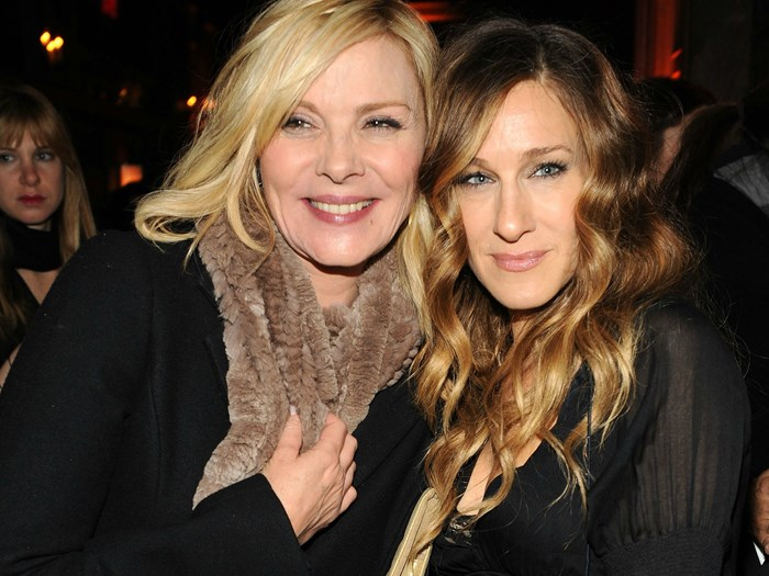 SJP at risk of vertigo after taking the highest road possible in latest Kim Cattrall comments