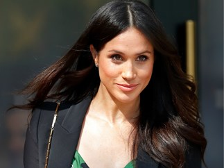 """Meghan Markle may wear """"something borrowed"""" from Princess Diana"""
