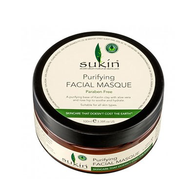 "**Sukin Purifying Facial Masque, $16.99 at [Sukin](https://sukinnaturals.com/collections/tone-masques/products/purifying-facial-masque|target=""_blank"").**   Speaking of face masks… If yo' mama's skin is on the oiler side of the spectrum, this Sukin Purifying Facial Masque will sort her out. It's packed-full of Kaolin clay to draw out impurities and detoxify congested skin. Plus, there's a generous dose of aloe vera and rosehip oil to soothe and moisturise."