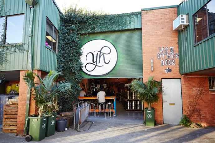 **Young Henry's Brewery**  The relaxed vibe of Young Henrys Brewery makes it the perfect day time spot. From your seat you'll likely even have a view of venue's stainless-steel brewing tanks, adding to the whole immersive atmosphere.