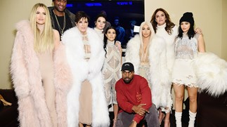 A bunch of Kardashian family members just unfollowed Kanye West, so is sh*t going down?