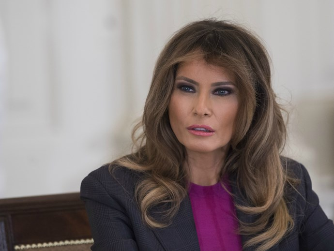 Melania Trump's wax figure is here and...the reactions are mixed