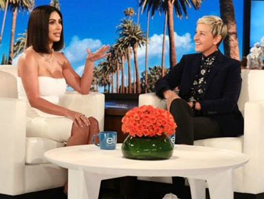 Kim Kardashian just went on The Ellen Show to try and explain Kanye's tweets and, nope