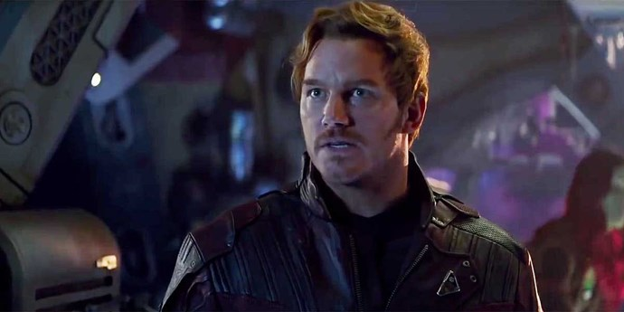 **Star-Lord**  Quill has cracking taste in music and he'll make you laugh all over the darn galaxy. Also, RIG.