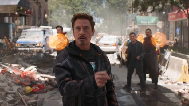 **Iron Man**  Tony Stark is a knob. But also smart and sarcastic and honestly, I'll take it.
