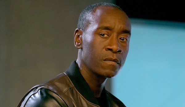 **War Machine**  Hot but I feel like we didn't connect as much on a personal level during *Infinity War*.  What do you think, Rhodey? Do you feel the same?
