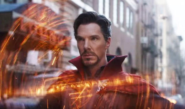 **Dr. Strange**  No disrespect, Cumberbatch, you're usually a total treat. But Dr. Strange as a character is, you guessed it, a total weirdo. Sound the alarm, folks — him and that cape are going to fuck with your brain. Also, I'd like to exclude his goatee from my narrative.