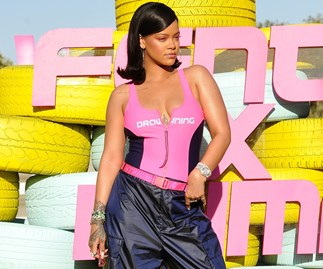 In True Rihanna Style, The Savage x Fenty Lingerie Line Will Cater To Women Of All Sizes