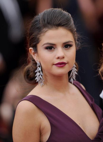 Selena opted for a glamorous red-carpet style at the 2014 Met Gala.