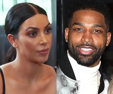 Kim Kardashian just told it how it is about the Tristan Thompson cheating scandal