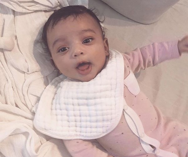 Chicago West baby name