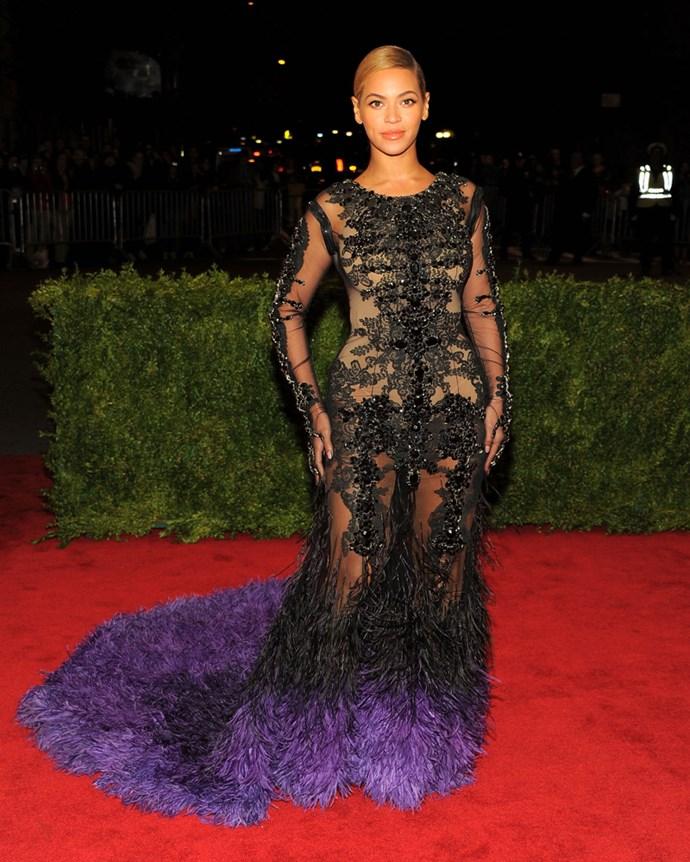 Beyoncé, 2012