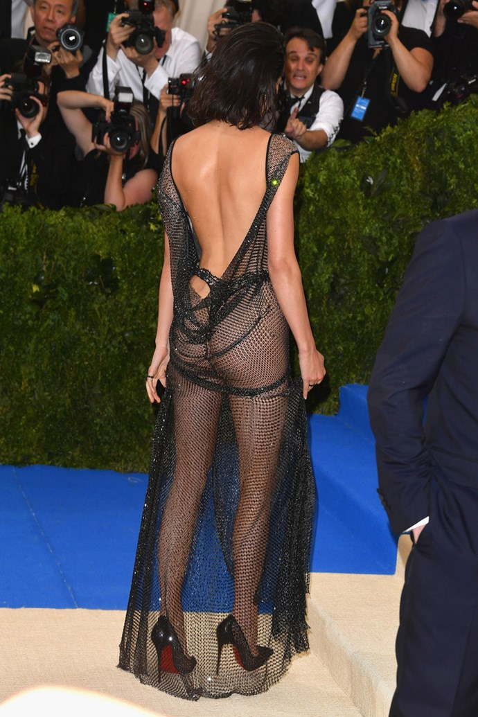 Kendall Jenner, 2017