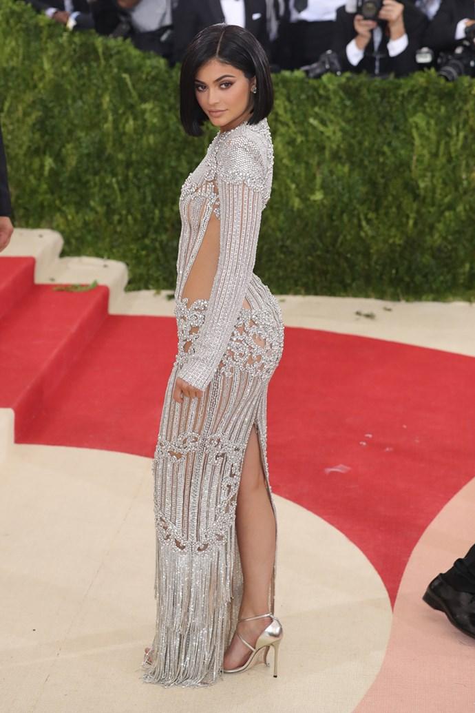 Kylie Jenner, 2016