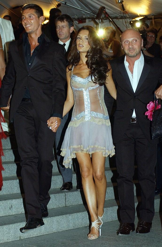 Victoria Beckham, 2003