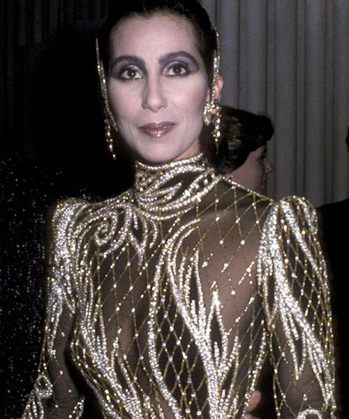**Cher, 1985.**