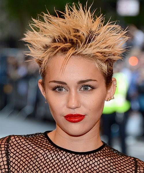 **Miley Cyrus, 2013.**